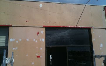 Tweed Heads Shop Front Painting
