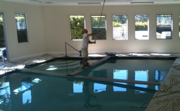 Various Commercial Painting Jobs